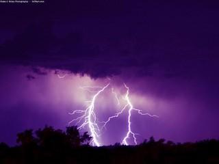 Free lightning phone wallpaper by musclelaura