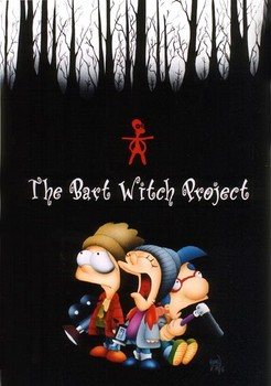 Free 2_Funny Pictures - Simpsons- Bart Witch Project (1).jpg phone wallpaper by cacique